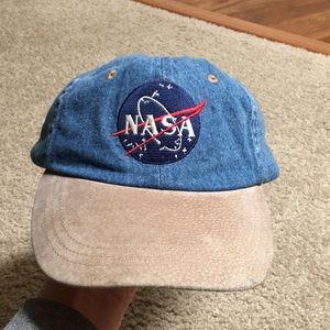 Vintage NASA cap